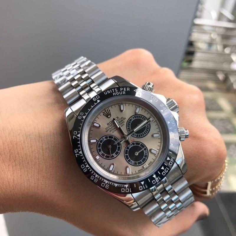 Rolex Daytona Grey Dial