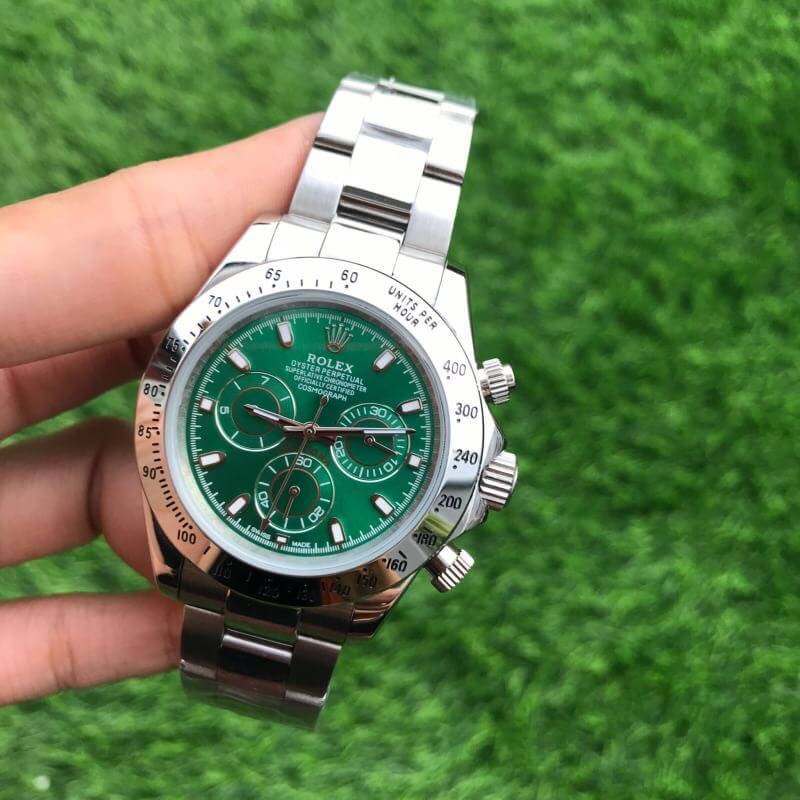 Rolex Daytona Green Dial