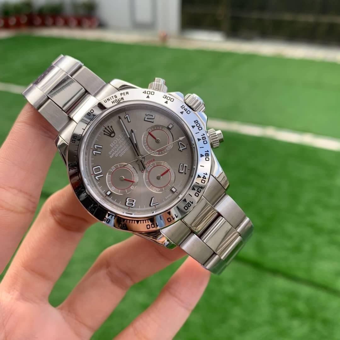 Rolex Daytona Grey Dial 116509