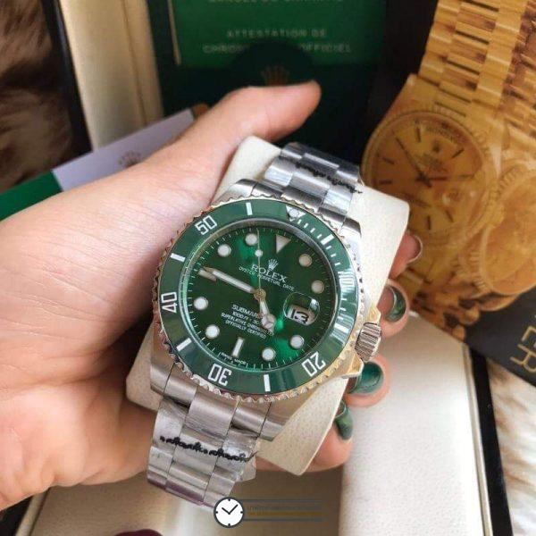 Rolex Submariner Green Dial, ก๊อปเกรดA, หน้าปัดเขียว
