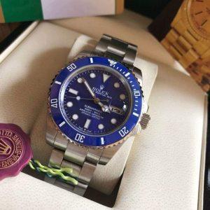 Rolex Submariner Blue Dial, ก๊อปเกรดA, หน้าปัดน้ำเงิน