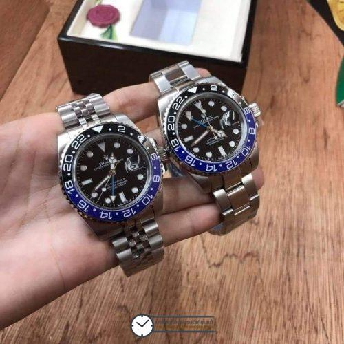 Rolex GMT-Master II Blue and Black, Batman, ก๊อปเกรดA