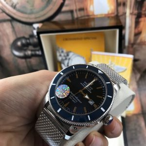 Breitling Superocean Heritage II  46 mm Blue Dial