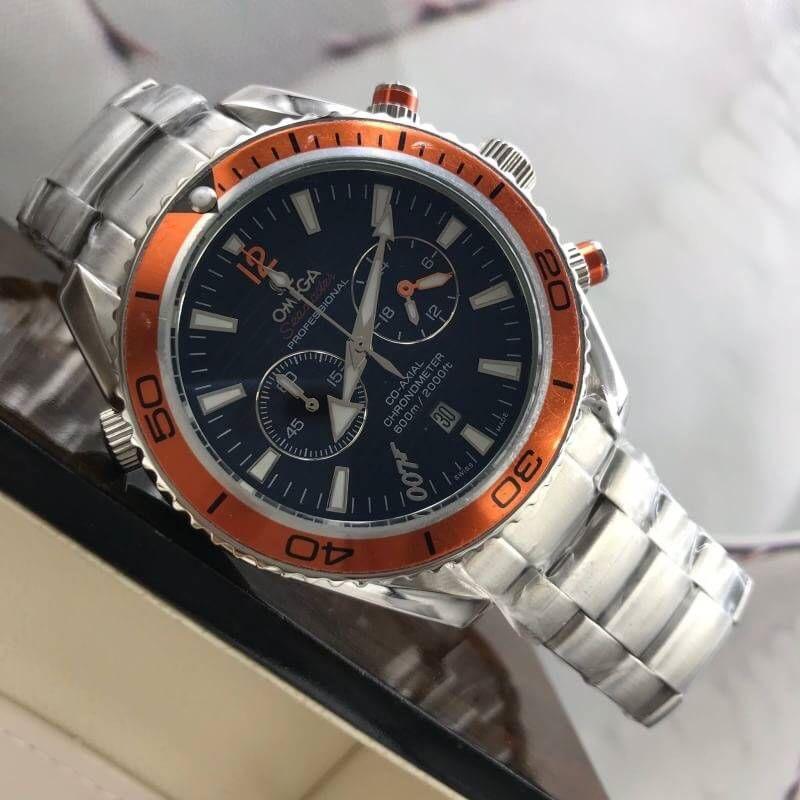 Omega seamaster 007 600m Orange