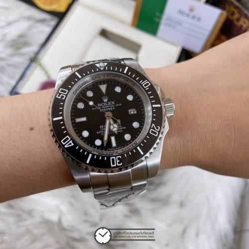 Rolex Deep Sea Black Dial ก๊อปเกรดA
