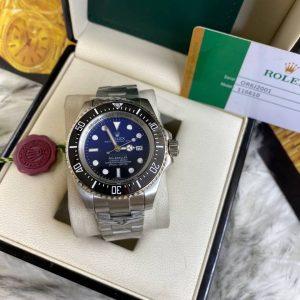 Rolex Deep Sea Blue Dial