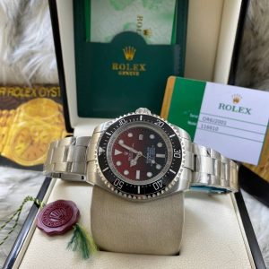 Rolex Deep Sea Red Dial ก๊อป