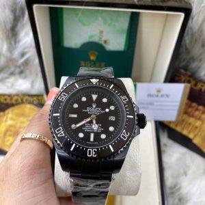Rolex Deep Sea Titanium Black
