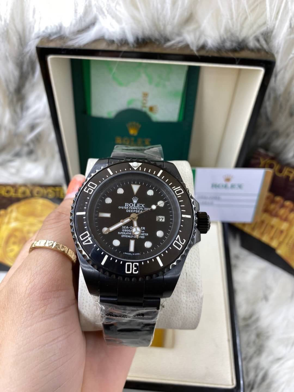 Rolex Deep Sea Titanium Black ก๊อป
