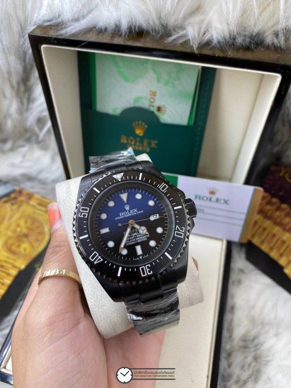 Rolex Deep Sea Titanium ก๊อป Blue