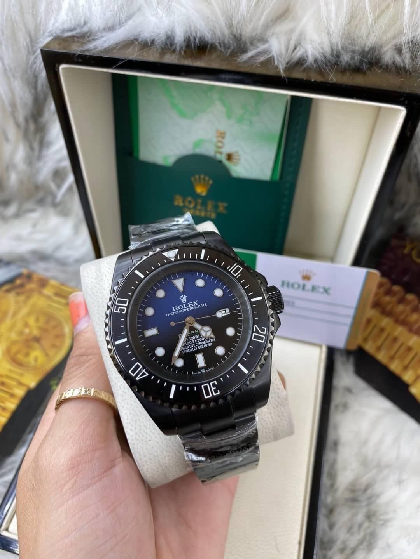 Rolex Deep Sea Titanium Blue
