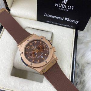 Hublot Classic Fusion Rose Gold 42 mm Blown Dial