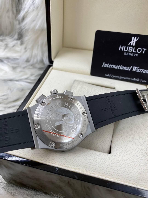 Hublot Classic Fusion 42 mm Black Dial,ก๊อป หน้าปัดดำ