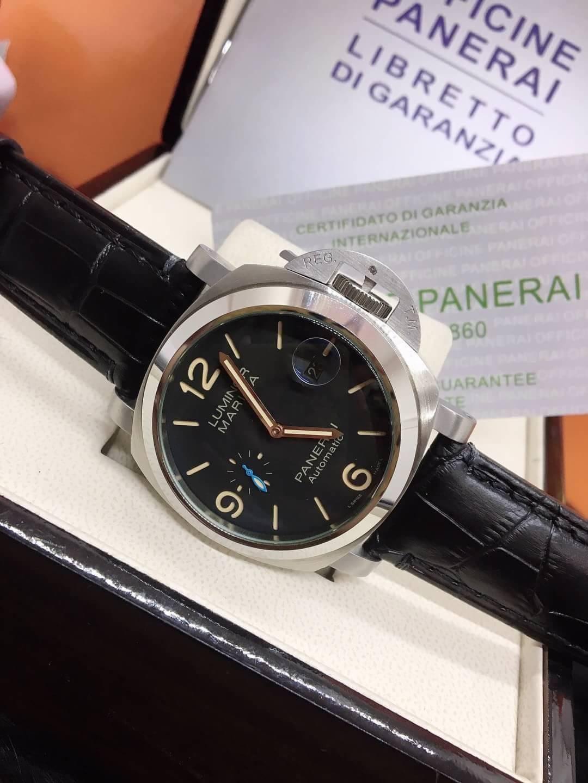 Panerai Pam01359 1950 Automatic Black Dial, ก๊อปหน้าปัดดำ