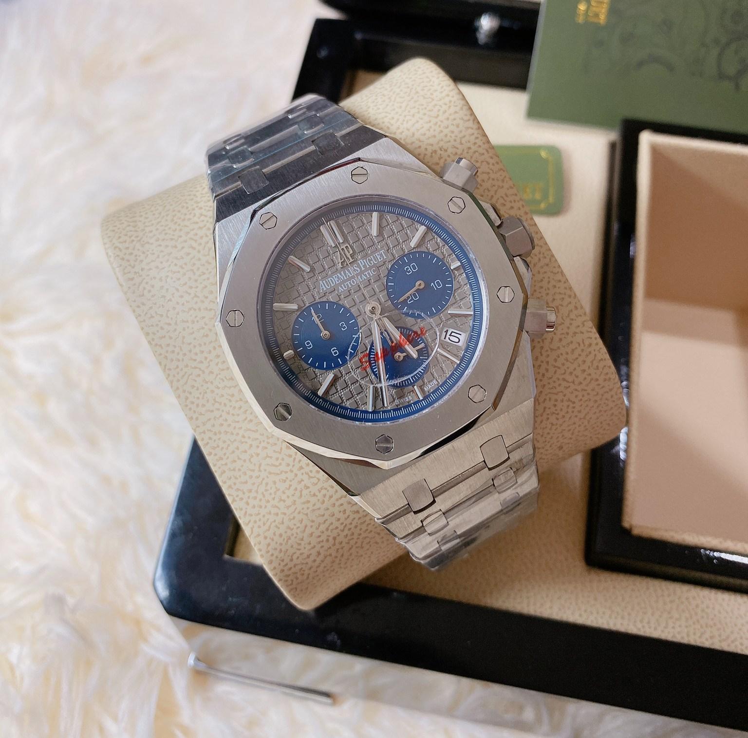 Audemars Piguet Royal Oak Grey Dial 26331IP.OO.1220IP.01 Platinum and Titanium