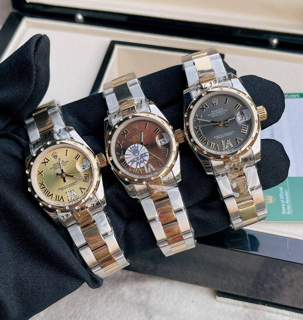 Rolex Lady ก๊อปผู้หญิง โรเล็กซ์